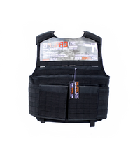 NP PMC PLATE CARRIER - BLACK - Airsoft Imports