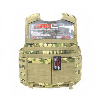 NUPROL PMC PLATE CARRIER -  CAMO