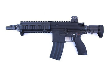 WE 888C (416) GBB Rifle - Black