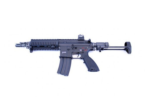 888C AEG Rifle - Black - Airsoft Imports