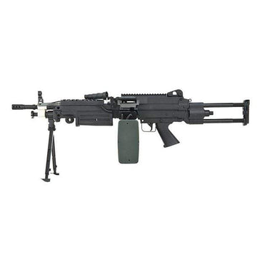 A&K M249 PARA Retractable Stock AEG