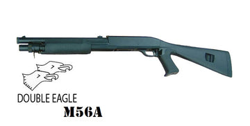 Double Eagle M56A Tri Shot Shotgun - Spring