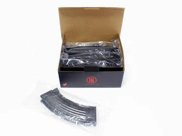 AK47 MID-CAP 120RDS METAL MAGAZINE BOX SET - 5PCS