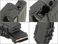 Cyma Electric Hi-Cap Magazine 1100rnds (sound activated) - Airsoft Imports