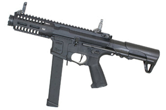 G&G Combat Machine AEG ARP9 Black with ETU - Airsoft Imports