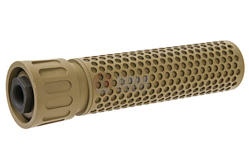 GK Tactical KAC QDC Suppressor (14mm CCW)