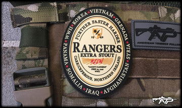 Ranger Guinness PVC Patch