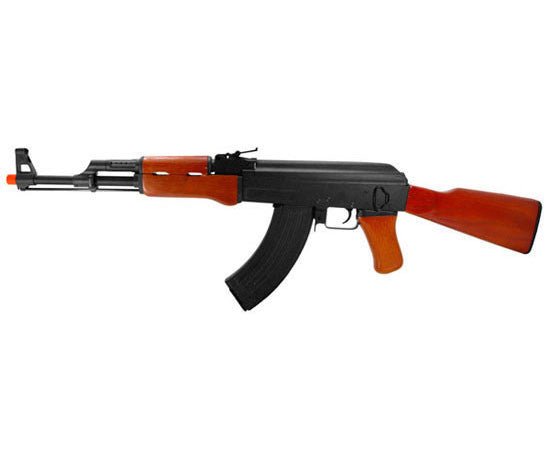 Cyma CM042 AK Real Wood (Metal Body) AEG - Airsoft Imports