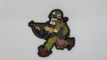 Limited Edition Hiwez WW2 1st Edition PVC Patch - 100% Proceeds to charity