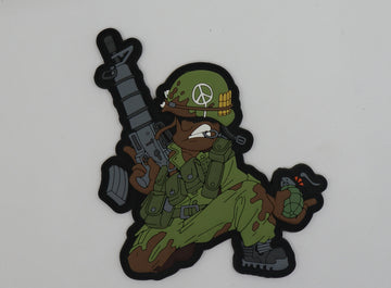 Limited Edition Hiwez Vietnam PVC Patch