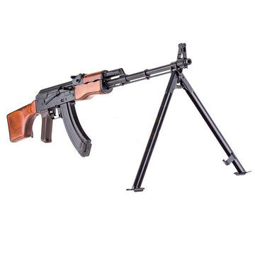 LCT RPK machinegun replica (real Wood)