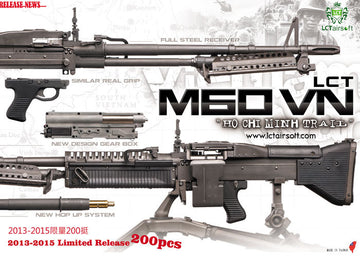 LCT - M60 VN Steel (Limited Edition)