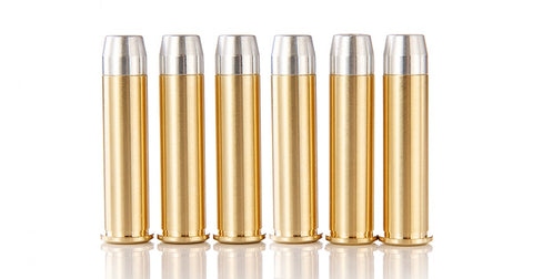 Marushin 6mm X-cartridge Shells For Super redhawk And Blackhawk (6pcs)