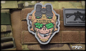 MGWAC PVC Patch