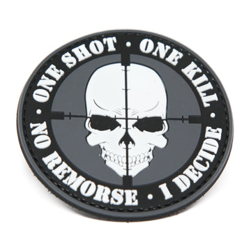 One Shot Rubber Patch