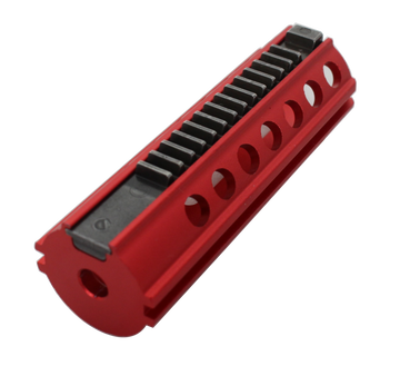 Classic Army Full Steel Piston (15 teeth) (Red)