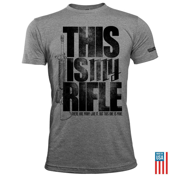 RIFLEMAN'S CREED TEE