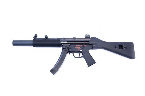 WE Apache SD1 GBB Rifle - Black - Airsoft Imports