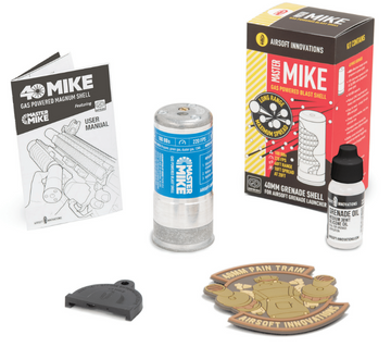 Airsoft Innovations Master MIKE 40mm Gas Grenade