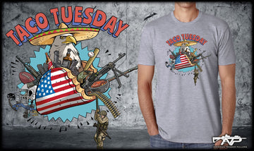 Taco Tuesday Shirts