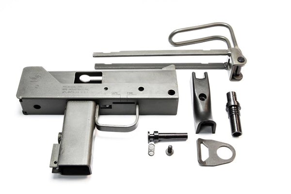 Alpha Parts Steel Conversion Kit for KSC M11A1 - Airsoft Imports