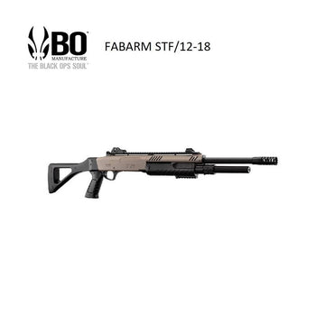 BO Manufacture FABARM Licensed STF12 18 inch