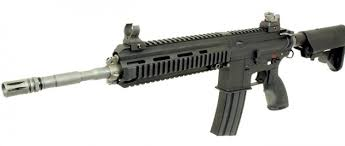 WE 888 (416) GBB Rifle - Airsoft Imports