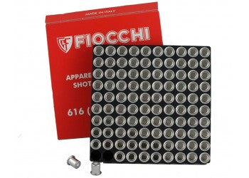 .209 FIOCCHI 616 SHOTGUN PRIMERS (PACK OF 100) - For impact grenades - Airsoft Imports