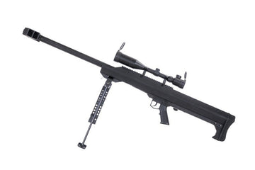 Snow Wolf  SW-01 sniper rifle replica (with scope)