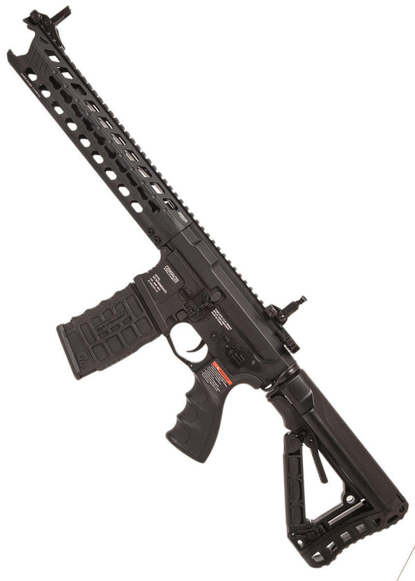 G&G CM16 Predator with inbuilt Mosfet & ETU (GC Intermediate - Polymer Body) - Airsoft Imports