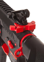 G&G Combat Machine AEG CM16 SRXL (Special Red Edition) with MOSFET & ETU - Airsoft Imports