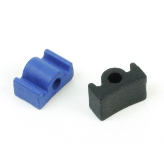 LAYLAX (PROMETHEUS) - FLAT HOP NUB (SOFT BLUE & HARD BLACK) - Airsoft Imports