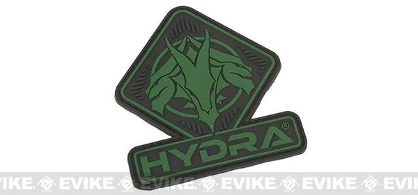 Hydra Rubber Patch - Airsoft Imports