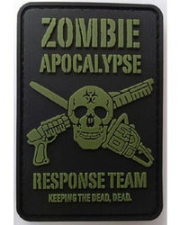 Zombie Rubber Patch - Airsoft Imports