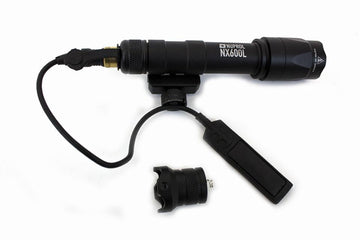 Nuprol NX600S Torch - Black