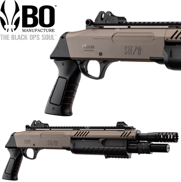 BO Manufacture FABARM Licensed STF12 (short) - Airsoft Imports