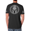 FRAG OUT BLACK MOLON LABE TEE