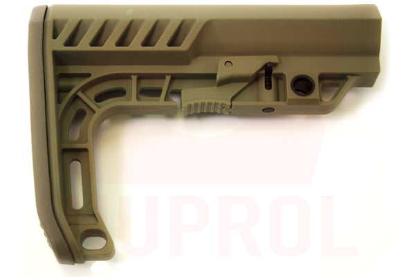 NUPROL M4 AXE STOCK - Airsoft Imports