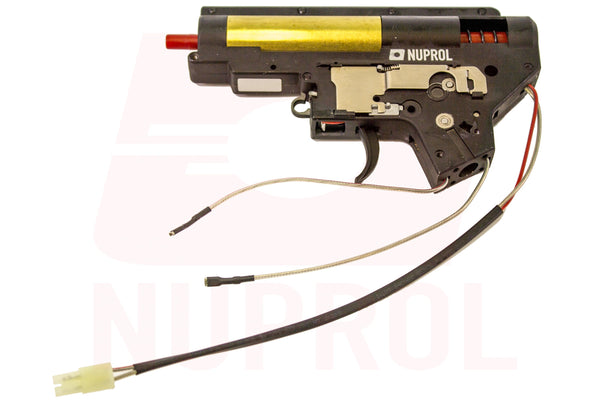 NUPROL DELTA: GEARBOX - Airsoft Imports