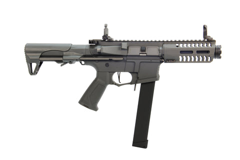 G&G Combat Machine AEG ARP9 Battleship Grey with ETU - Airsoft Imports