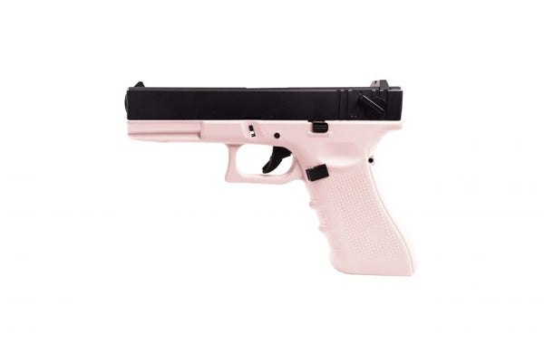 RAVEN EU18 PINK/BLACK GBB PISTOL - Airsoft Imports