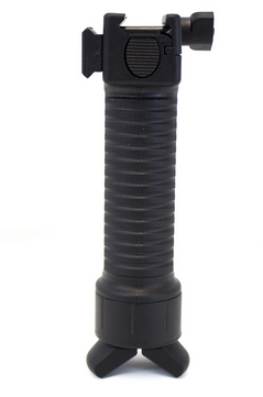 Nuprol Bipod Grip - Black - Airsoft Imports