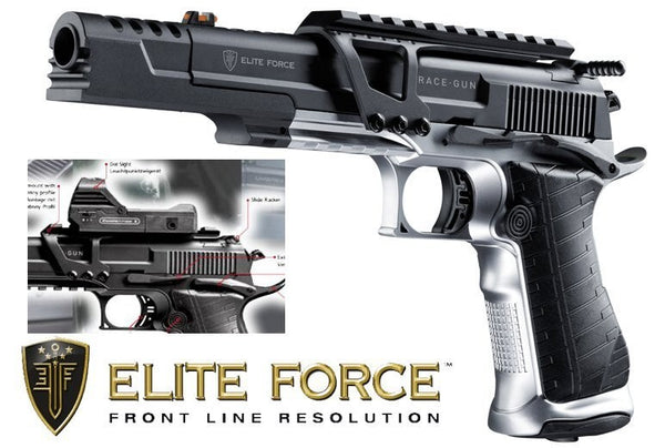Umarex Elite Force AIRSOFT Version 6mm Racegun - Airsoft Imports