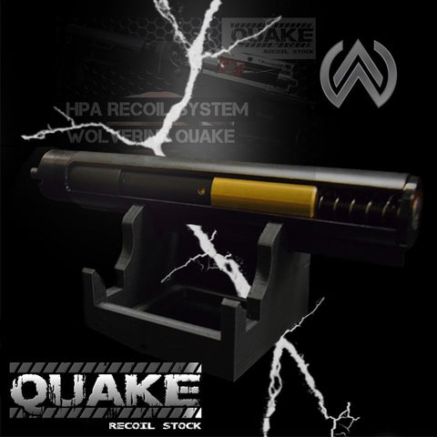 Wolverine Airsoft 'Quake' Recoil Stock