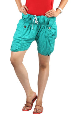 Beautiful Green Shorts