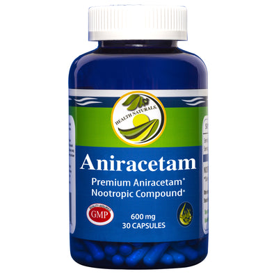Aniracetam 600 mg 30 count