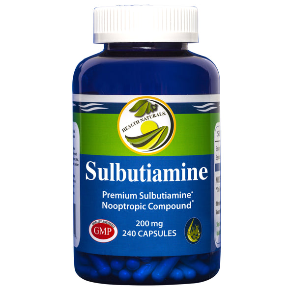 Sulbutiamine l 200 mg l 240 count