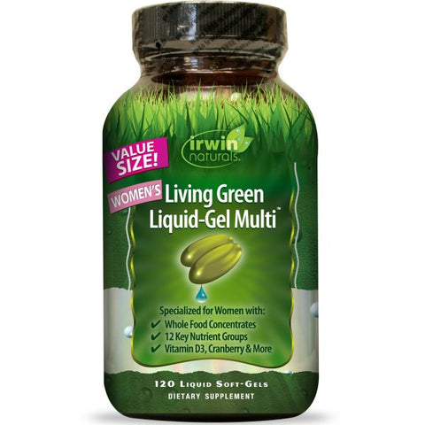 Women's Liquid-Gel Multi, 120 ct.