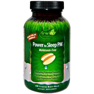 Power to Sleep PM Melatonin Free