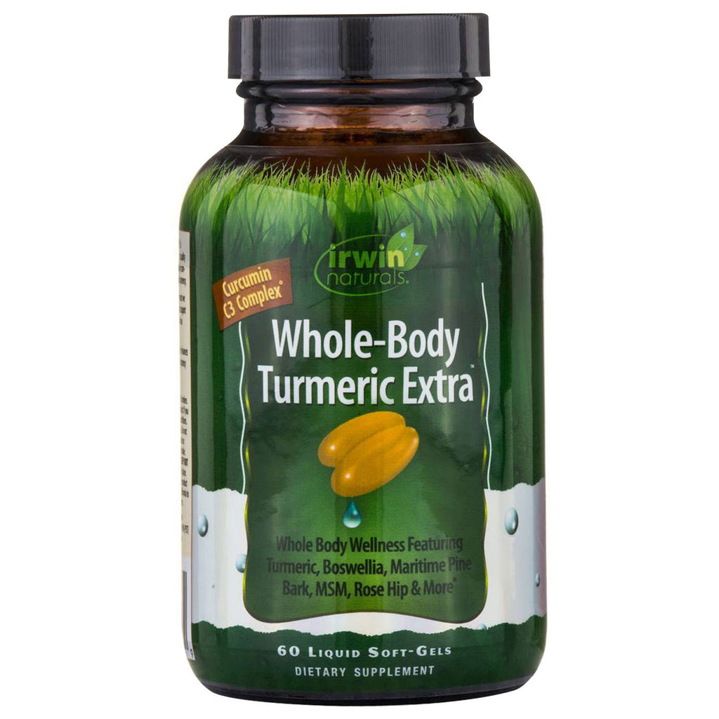 Whole-Body Turmeric Extra